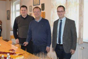Alfred Himmelsbach feiert sein 40-jähriges Dienstjubiläum