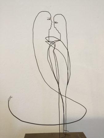 Zeichnungen, Malerei, Radierungen und Objektkunst in der Arthus Galerie Zell
