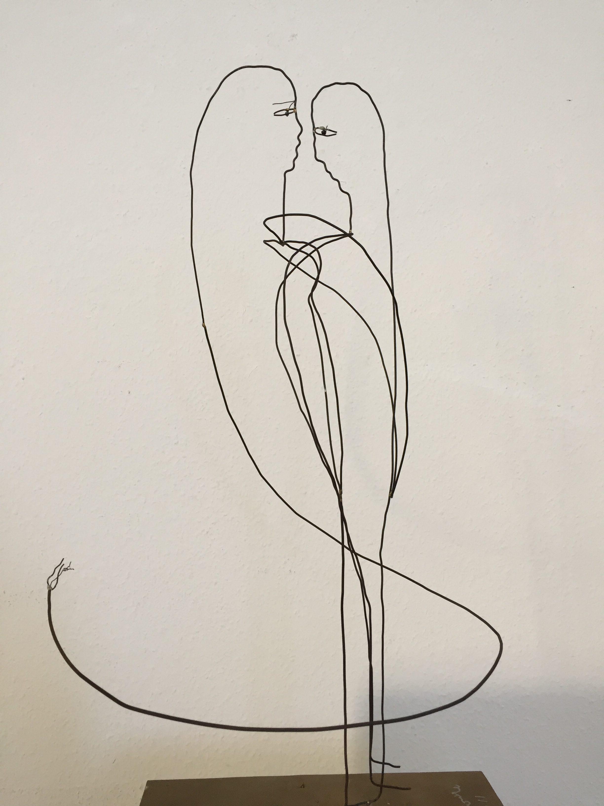 2017-11-17-ZE-Arthus Kunstgalerie-Vernissage-Roland Roure Liebespaar
