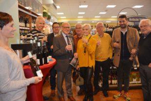 Abend für Weinliebhaber und Freunde erlesener Gaumenfreuden