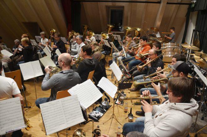 Nikolauskonzert Musikverein Unterentersbach