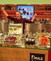 Lena Ringwald ist Gewinnerin der ZDF-Küchenschlacht