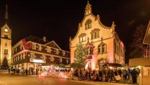 Märchenhafter Weihnachtsmarkt Oberharmersbach