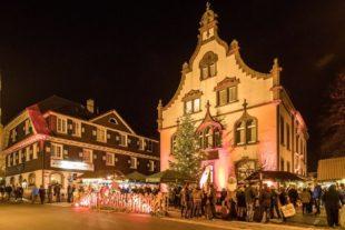 Weihnachtsmarkt Oberharmersbach