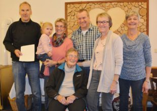 Rosa Rothmann feierte 90. Geburtstag