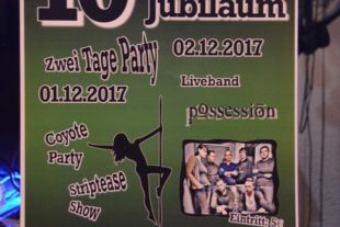 Riesenparty im Cheers