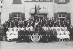Männergesangverein »Liederkranz« feiert 150-jähriges Jubiläum