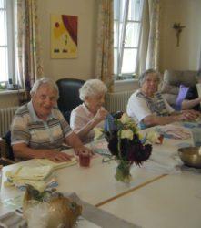 20 Jahre Tagespflege in der Sozialstation »St. Raphael« in Zell a.H.