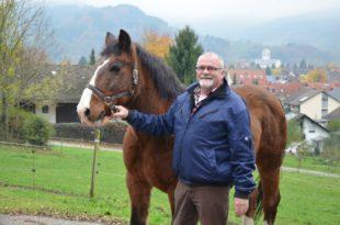 Franz Willmann feiert ein besonderes Jubiläum
