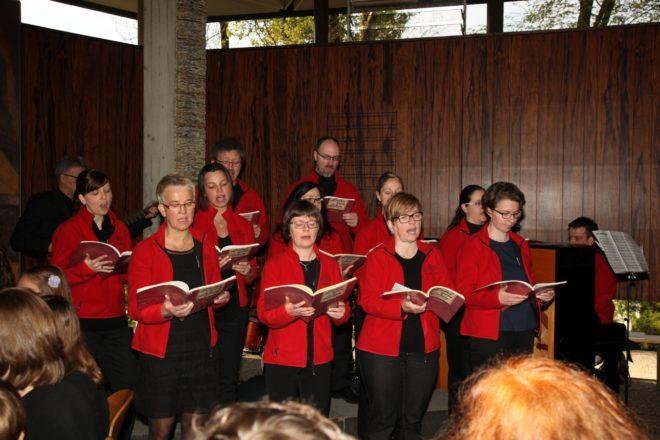 Chor »Fermate« feiert mit Jubiläumskonzert