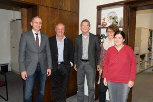 Betriebshofleiter Erwin Pfaff in den Ruhestand verabschiedet