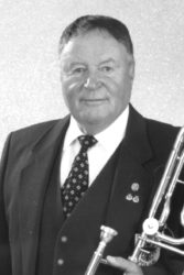 Werner Lehmann war ein Urgestein der Stadtkapelle und des Tennisclubs