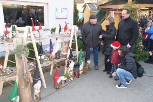 15. Nordracher Weihnachtsmarkt mit grossem Programm
