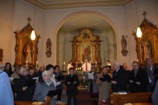 Patrozinium in der Nikolauskirche gefeiert