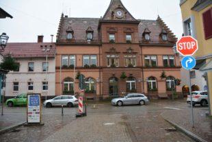 Kirchstraße ist ab sofort wieder für den Verkehr geöffnet