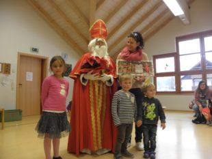Auch der Nikolaus hat Jubiläum