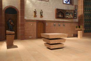 Umbau und Renovierung der Pfarrkirche sind abgeschlossen