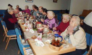 Senioren hatten viel Spaß beim Adventsnachmittag
