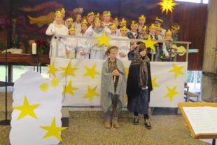 Weihnachtsmusical »Der allerkleinste Stern« erhellt die Evangelische Kirche