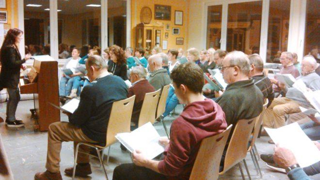 Neujahrskonzert des Gesangvereins Frohsinn