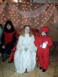 Weihnachtsstimmung im Obertal