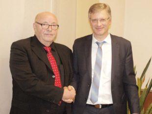 Siegfried Huber leitete seine letzte Sitzung des Gemeinderats