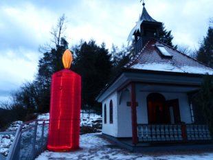 Der Heilige Konrad auf dem Sturmbühl