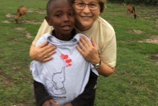 Martina Neumaier erlebte die Magie des afrikanischen Kontinents