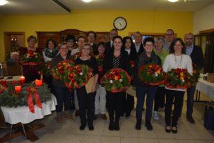 Seniorenzentrum St. Gallus ehrt 15 Jubilare