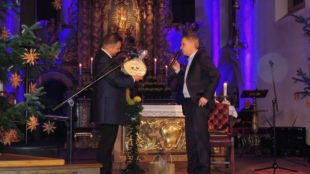 Konzert mit Markus Wolfahrt berührte die Herzen der Zuhörer