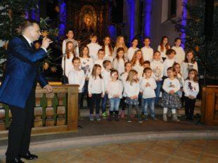 Markus Wolfahrt brachte das Wunder der Weihnacht zum Erklingen
