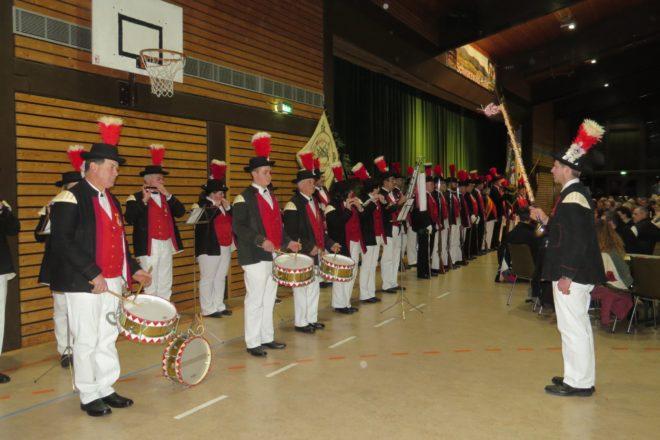 Jahresveranstaltung der Bürgerwehr Unterharmersbach