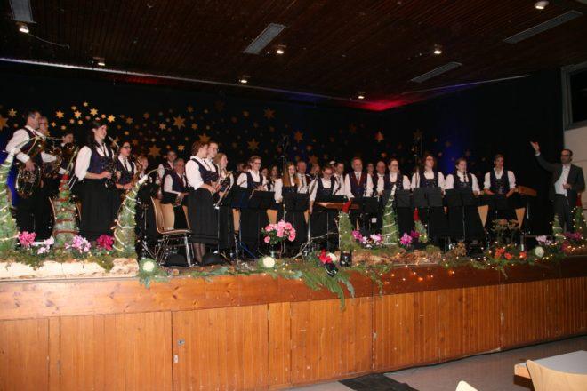 Jahreskonzert des Musikverein Prinzbach-Schönberg