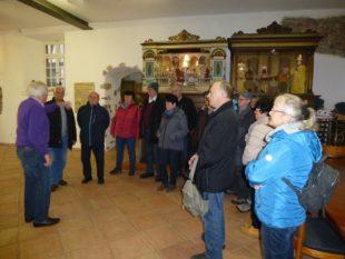 Besuch im Storchenturm-Museum zum Abschluss des Wanderjahres