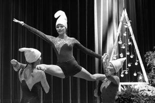 »Kinderkino« des Turnvereins beeindruckte bei der Nikolausfeier