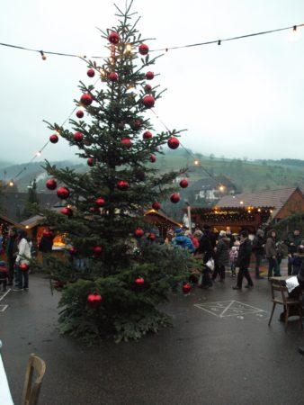 Weihnachtszauber im Obertal