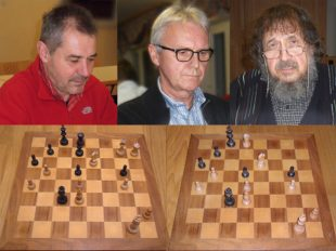 Zeller Schachreserve gut in Form