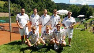 Ereignisreiches Wochenende für den TC Oberharmersbach