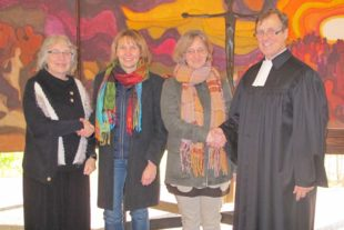 Neue Mitglieder im evangelischen Kirchengemeinderat
