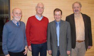 Herbert Vollmer bleibt Vorsitzender