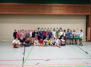 Fasendgemeinschaft Neuhausen holte den Titel im Hallenfußball