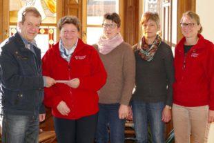 Unterentersbacher Landfrauen spenden Erlös an Sozialstation