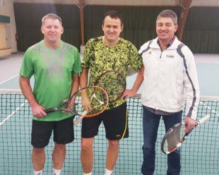 2. best.-Trophy lockte Tennisspieler aus ganz Deutschland nach Zell a. H.