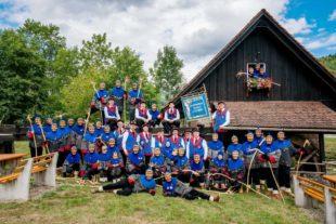 Narrendorf Nordrach feiert 44 Jahre Narrenzunft