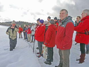 Schwarzwaldvereine Kinzigtal erlebten gemeinsamen Wandertag