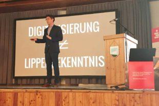 Wie geht Digitalisierung und was lockt junge Absolventen?