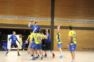 Auch Revanche der FVU-Handballer erfolgreich