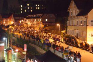 Narrenzunft feierte großartiges Jubiläumsfest