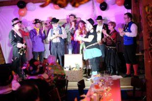Ein rauschendes Fest mit vielen Highlights – »Insulaner« feierten ihren 80. Geburtstag