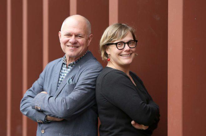 Mund-Art-Lesung und Musik mit Ulrike Derndinger und Heinz Siebold